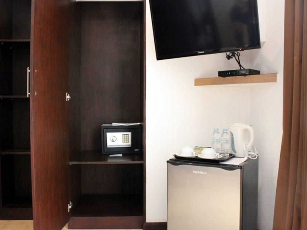 ホテル室内テレビ