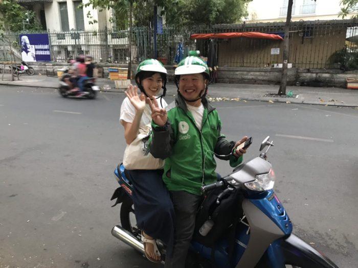 Grabバイク