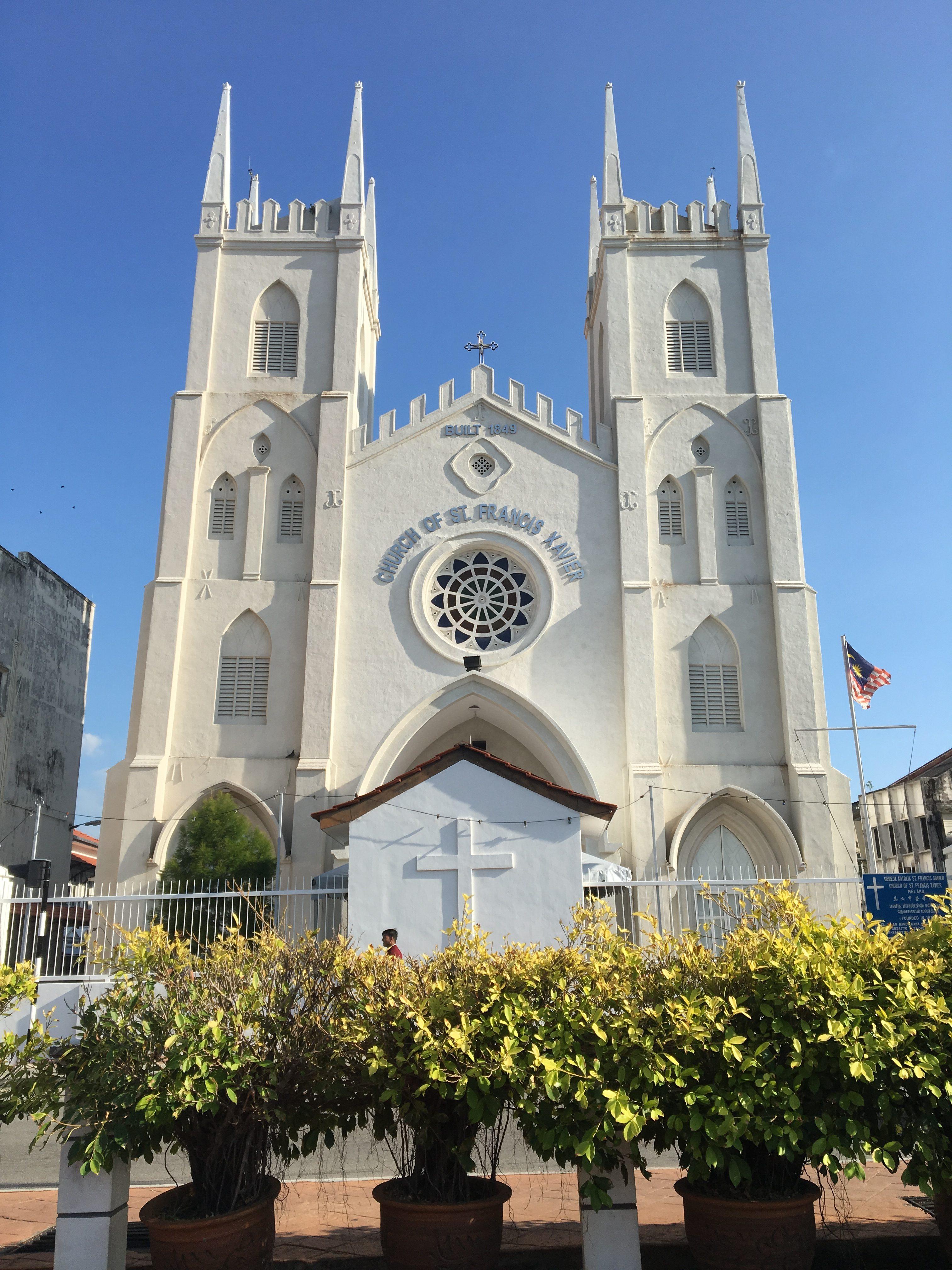 セントフランシスザビエル教会