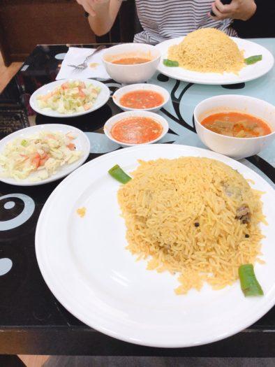 マレーシア ご飯