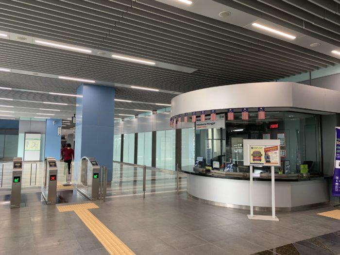 Mutiara Damansara駅