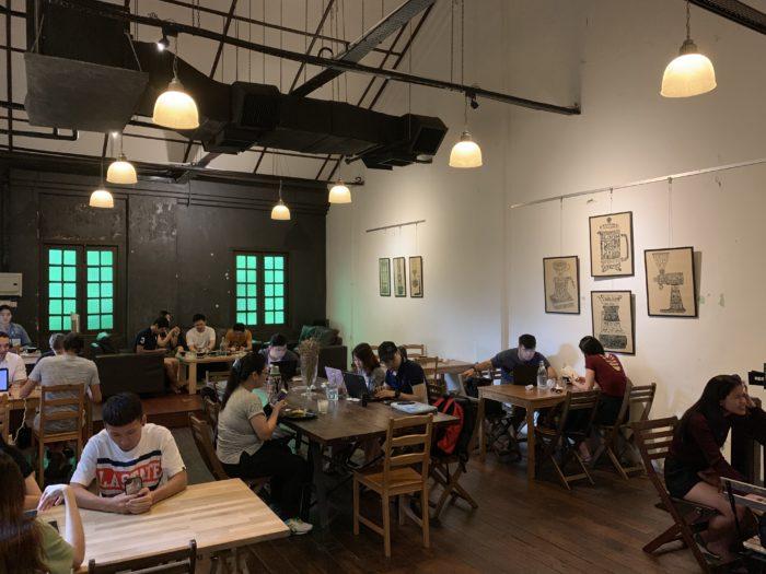 カフェ 2階Ⅱ
