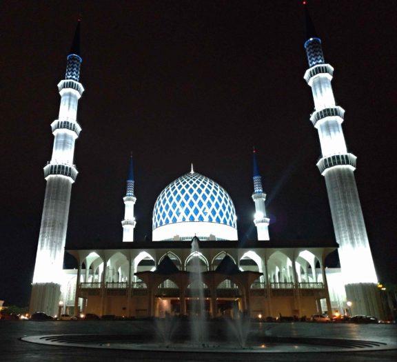 R.Kさん 観光で訪れたブルーモスク