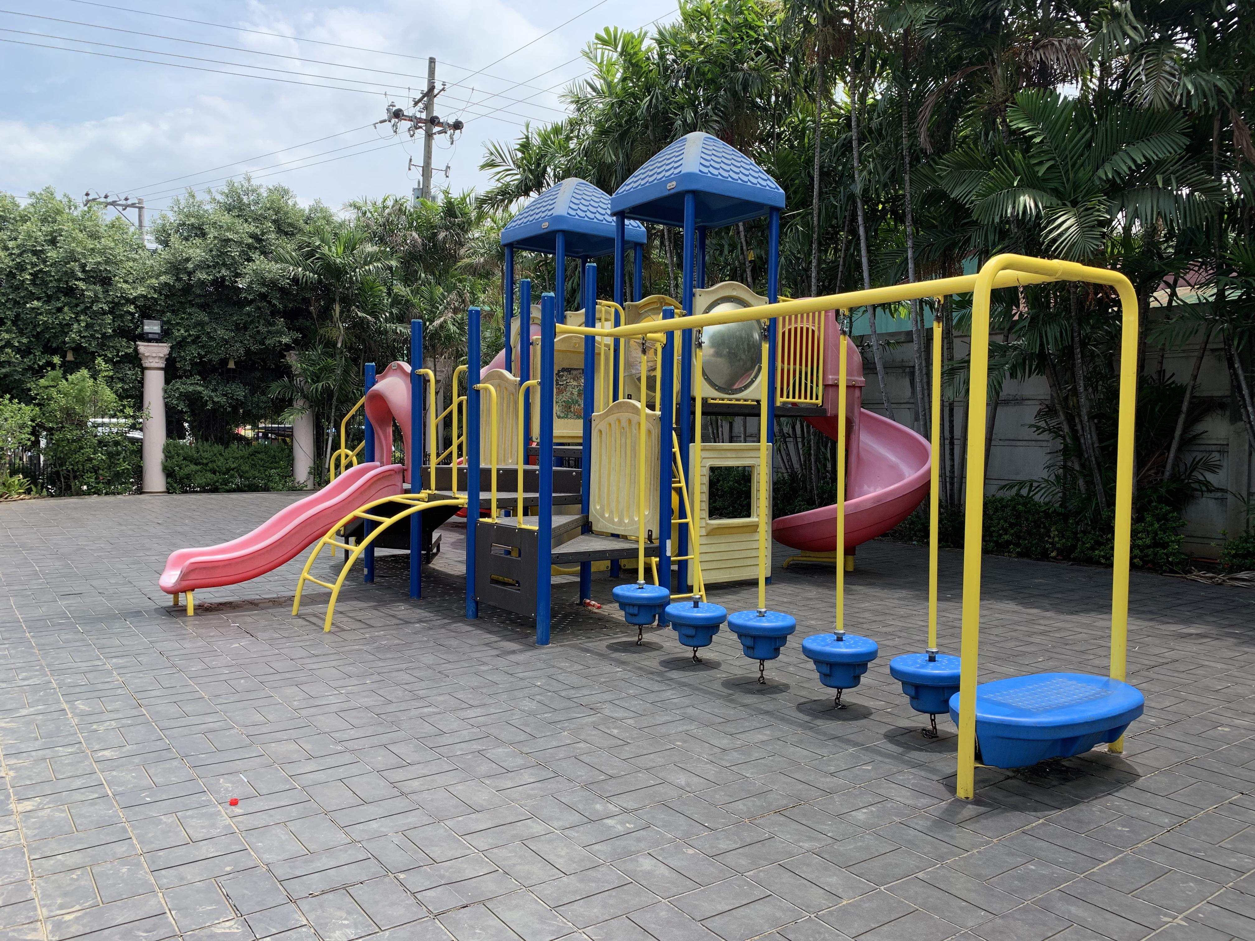 メモリアル 公園