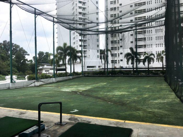プレミアムタワー2 ゴルフ練習場