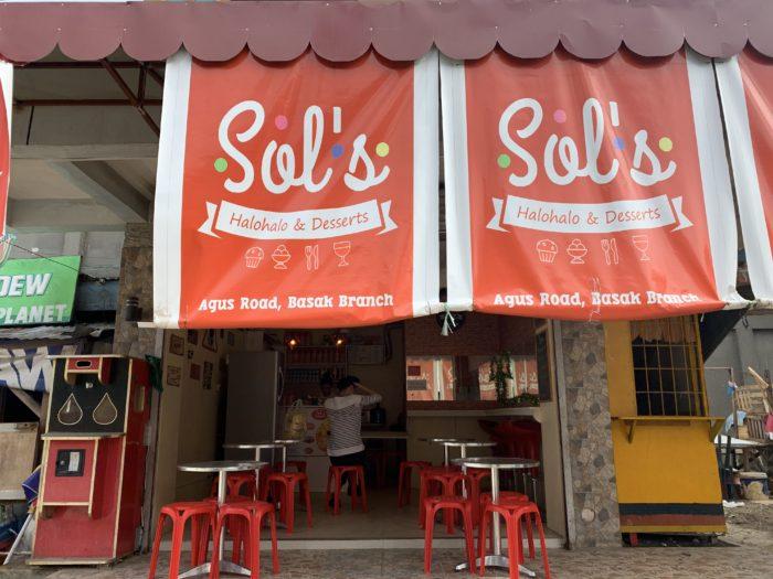 ハロハロ Sol's