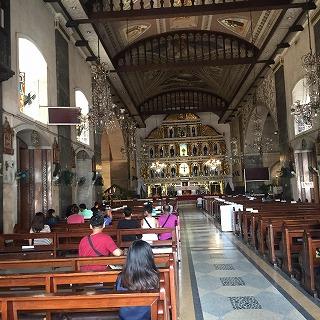 St nino Church